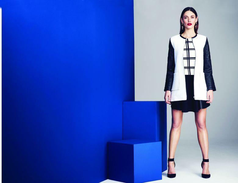 Minimalistyczna linia New Looka na jesień 2013