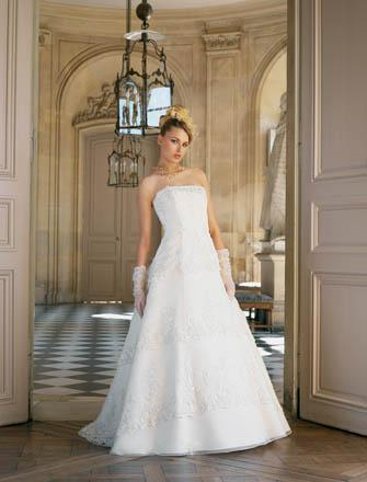 7bb05b08b6 Miss Kelly - francuskie suknie ślubne - zdjęcie - Miss Kelly ...