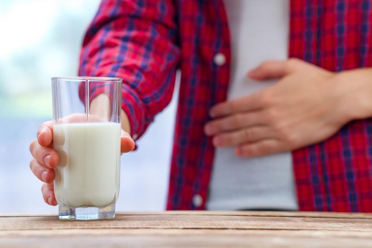 Nietolerancja pokarmowa mleka