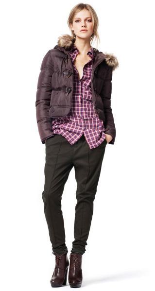 Młodzieżowa linia TRF marki Zara - galeria