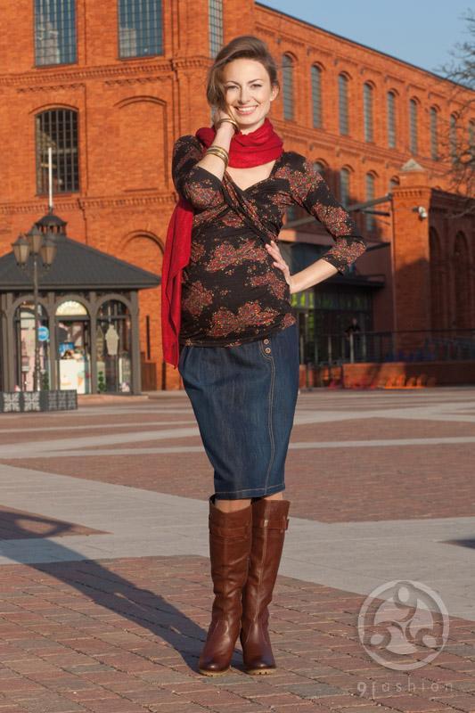 9d322e58 Moda ciążowa 9fashion - jesień-zima 2012/2013 - Moda ciążowa ...