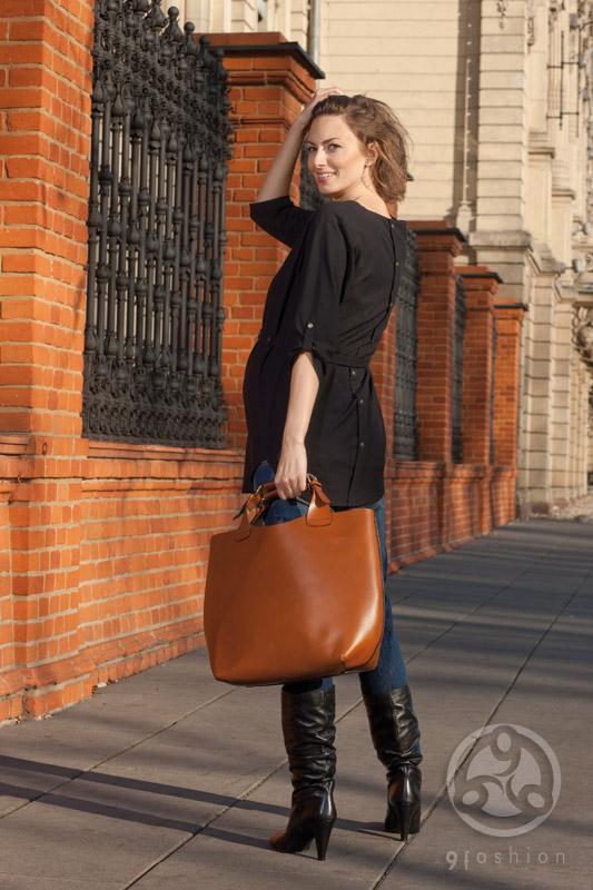Moda ciążowa 9fashion - jesień-zima 2012/2013