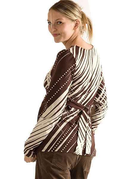 Moda ciążowa Bebefield - jesień/zima 07-08 - zdjęcie