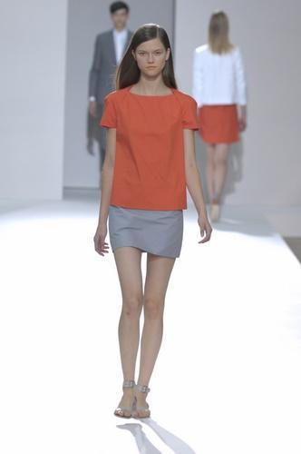 Moda damska H&M na wiosnę i lato 2008 - Zdjęcie 7