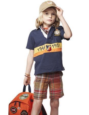 Moda dziecięca - przegląd trendów wiosna/lato 2012
