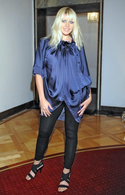 Moda na legginsy trwa - zdjęcie