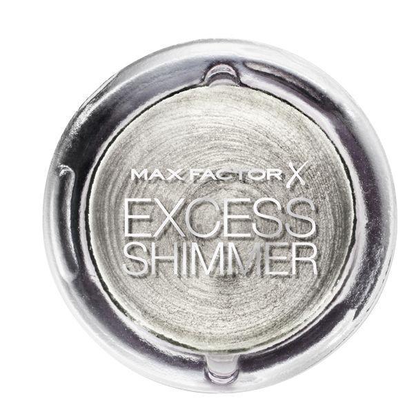 Excess Shimmer Eyeshadow Crystal Max Factor, cana ok. 49,99 zł