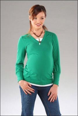 Modna odzież ciążowa firmy HALTEX - zdjęcie