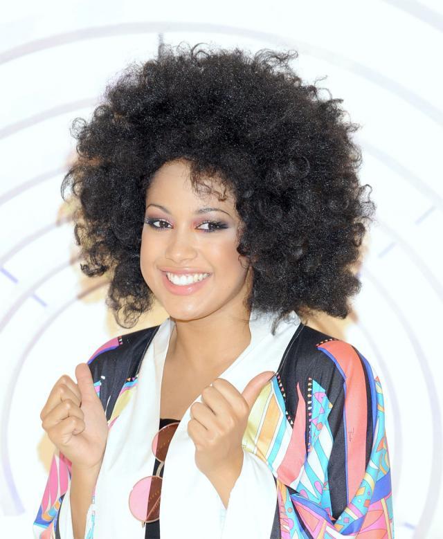 Patrycja Kazadi, afro, fryzury, trendy