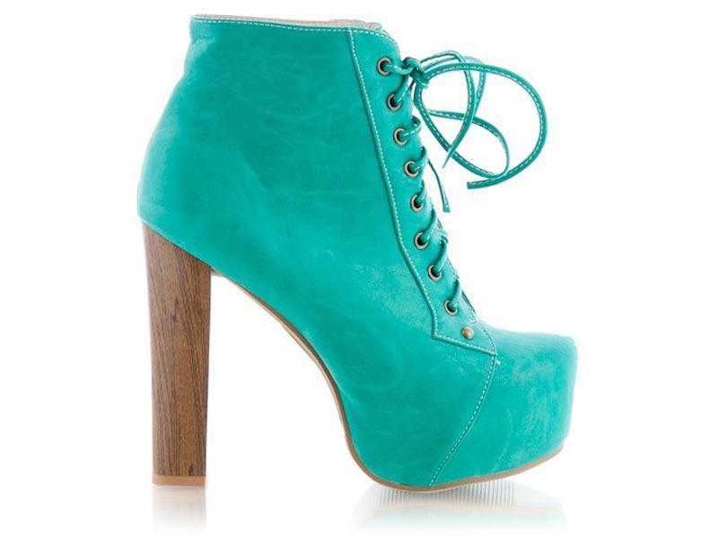 modne buty, wiosna 2012