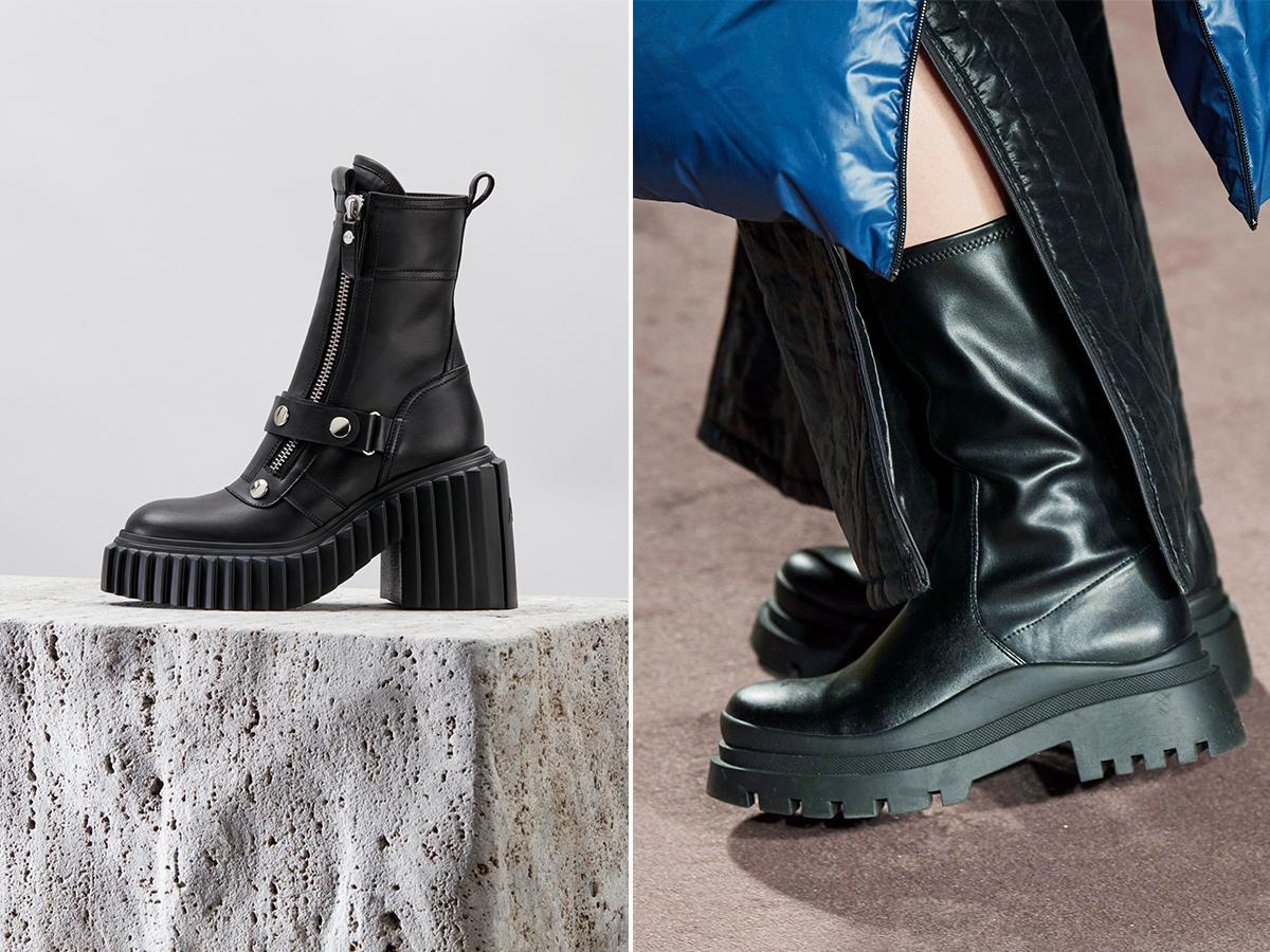 militarne buty jesień zima 2021 2022