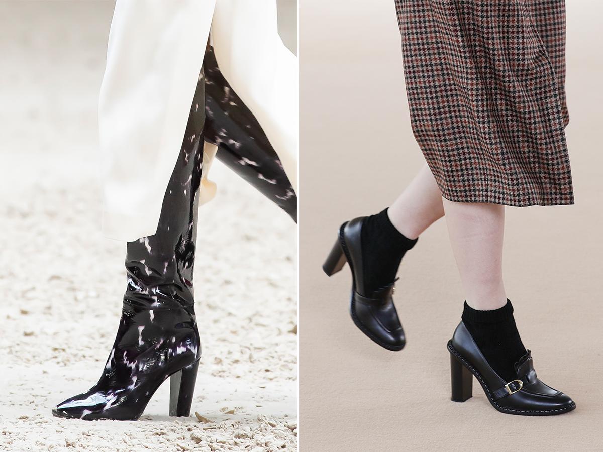 buty na słupku jesień zima 2021 2022