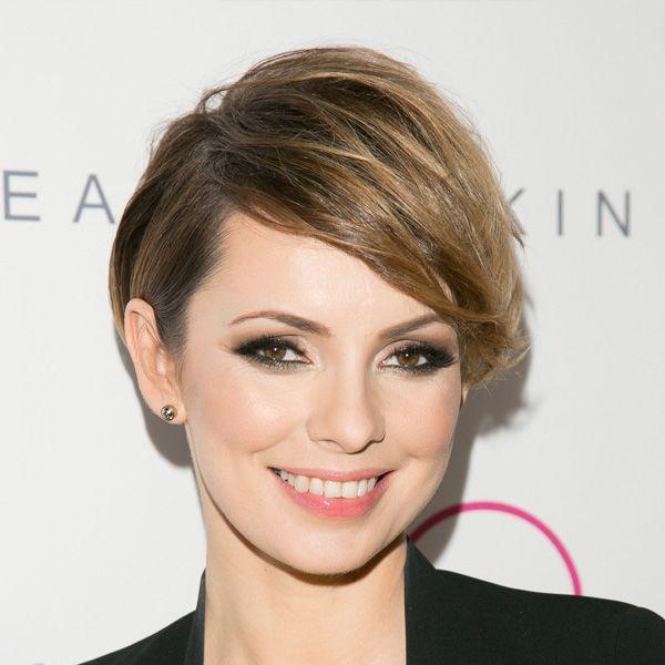Modne fryzury 2016: krótkie włosy