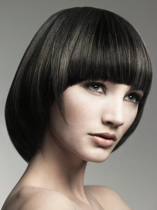 Fryzura Na Pazia Ciemne Włosy Modne Fryzury W Stylizacji Beverly C