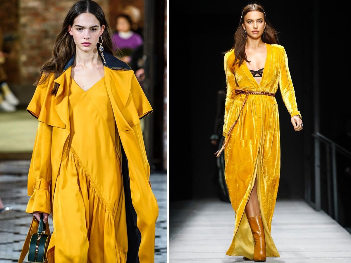 Modne kolory na jesień 2018