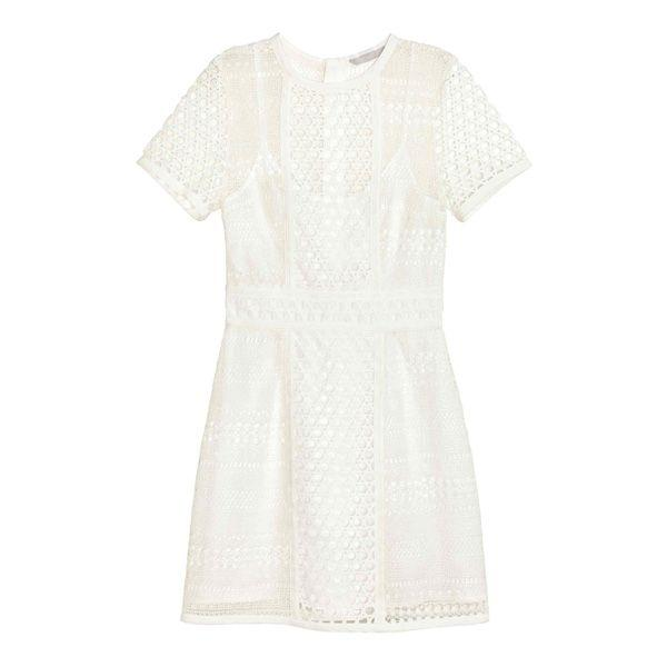 e334d40da1 Biała sukienka H amp ...