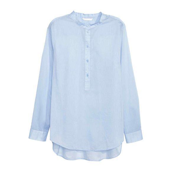 Błękitna koszula H&M, cena