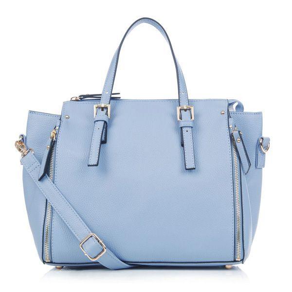 Błękitna torebka New Look, cena