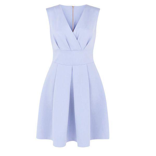 Błękitna sukienka New Look, cena