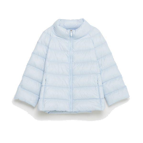 zara239fff.jpgBłękitna kurtka puchowa Zara, cena