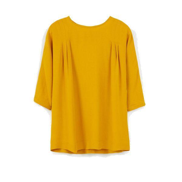 Modne kolory wiosny 2016: słoneczna żółć