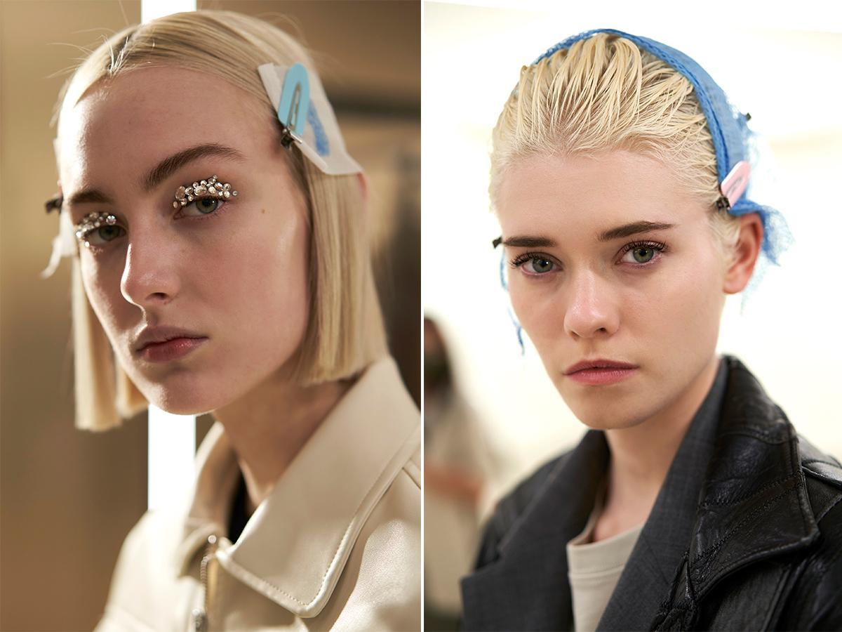 platynowe włosy jesień zima 2021 2022