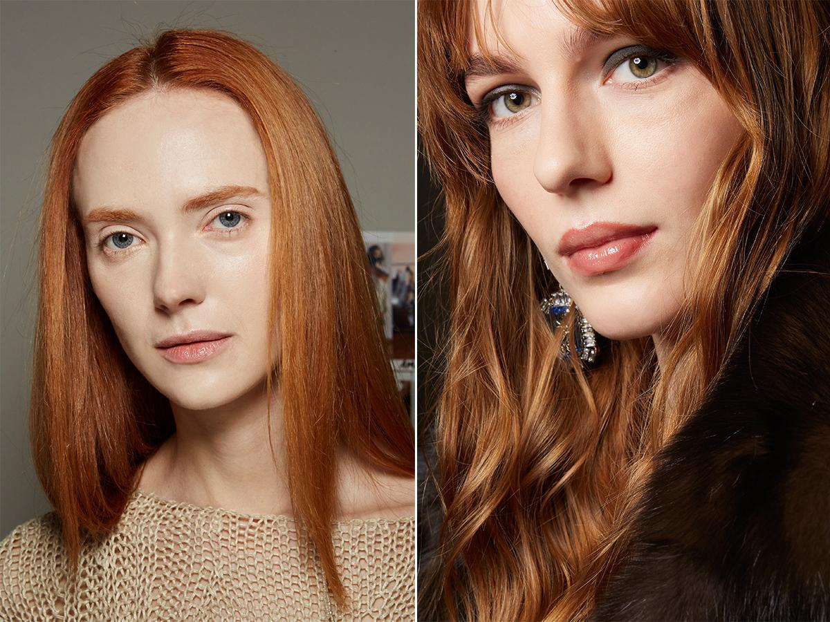 rude włosy jesień zima 2021 2022