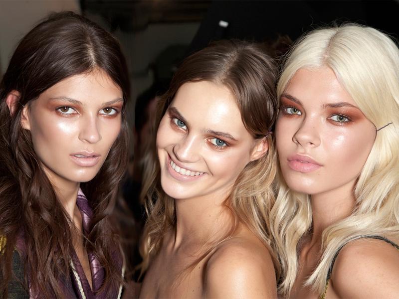 Modne kolory włosów na wiosnę 2013 - Skandynawski blond