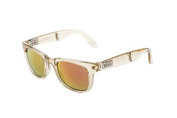 Okulary przeciwsłoneczne Vans, Zalando, cena: 69 zł.