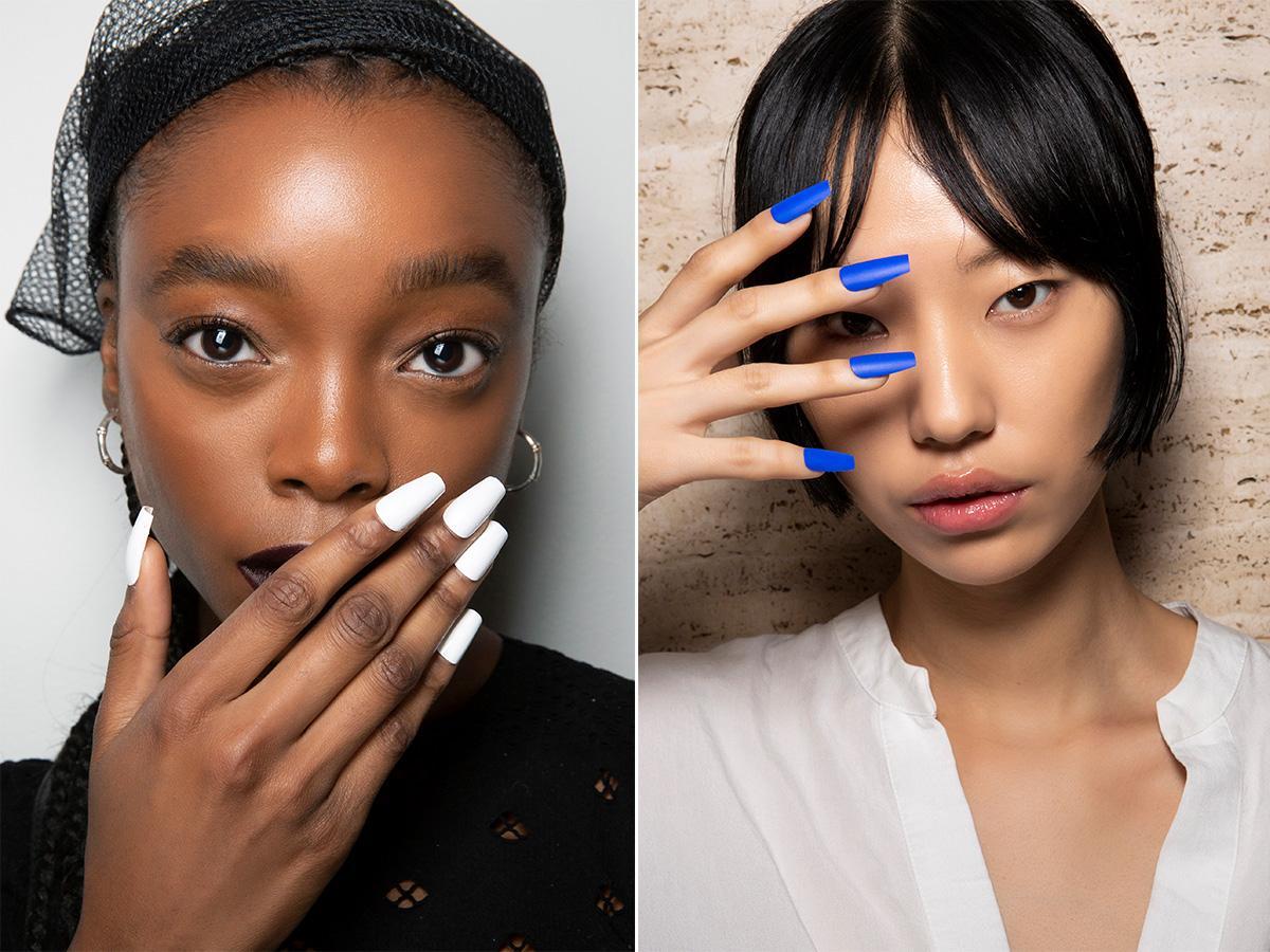 modny manicure tipsy 2020/2021