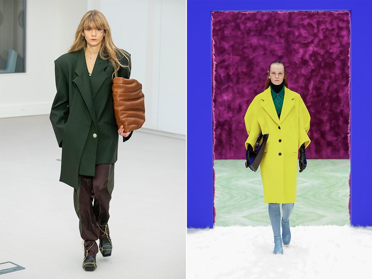 płaszcze jesień 2021