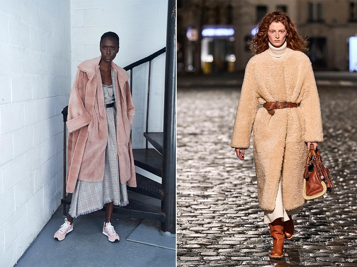 płaszcze ciepłe jesień 2021