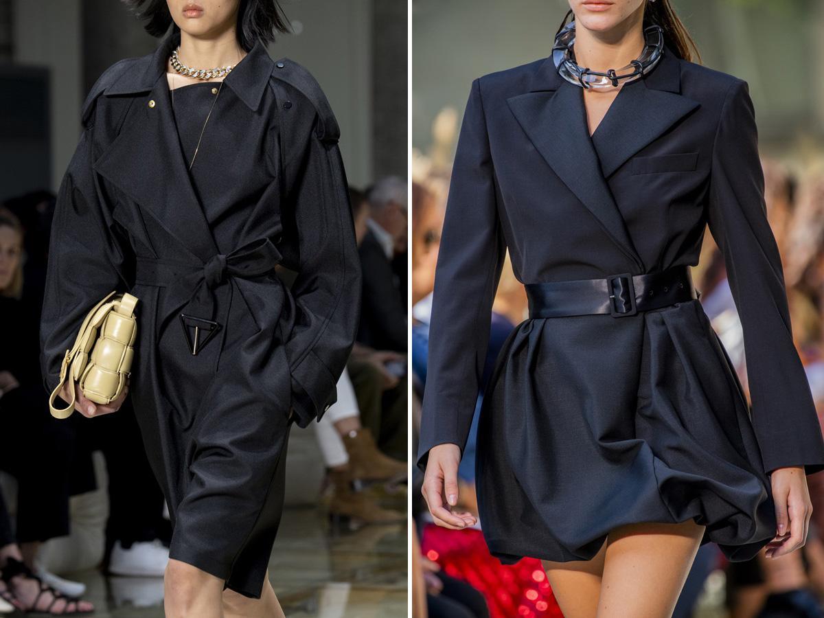 modne płaszcze na wiosnę 2020 w męskim stylu