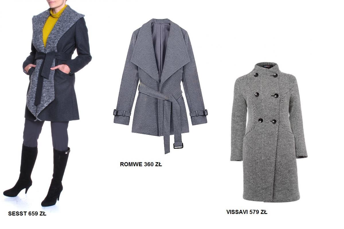 Modne płaszcze w roli głównej - nasze typy