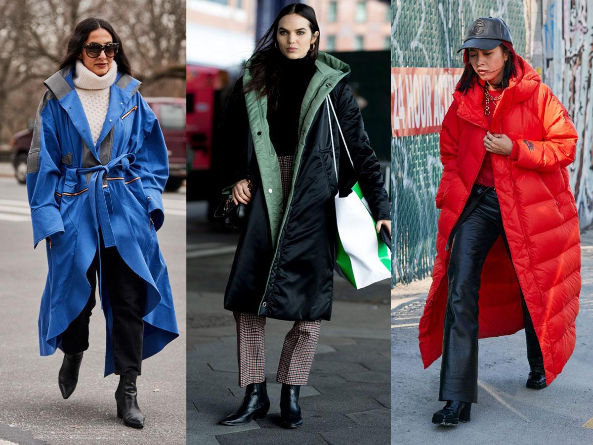 Jesień-zima 2019/2020: modne płaszcze z kapturem