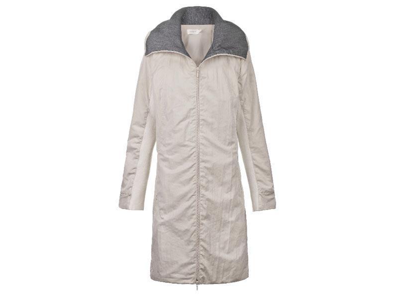 modny płaszcz, wiosna 2012