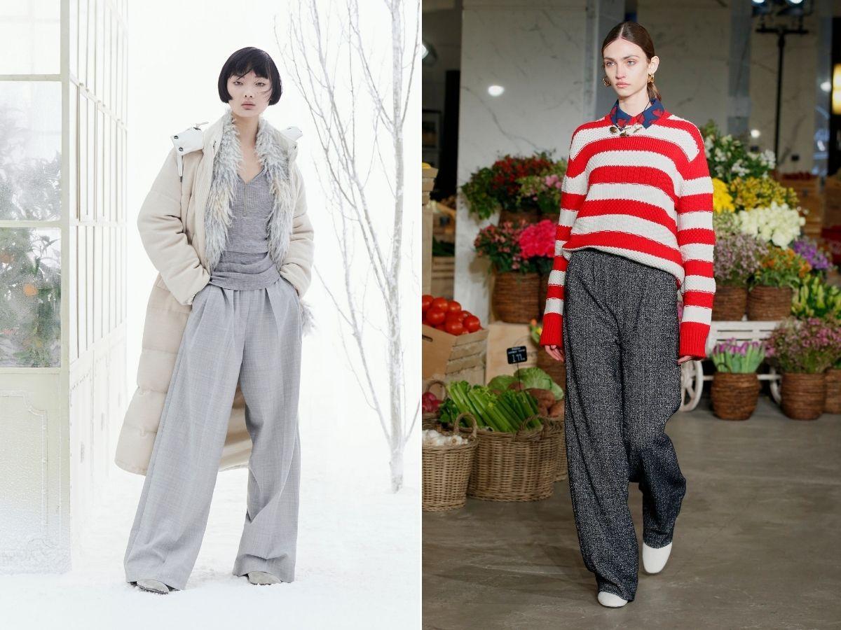 spodnie od garnituru jesień 2021