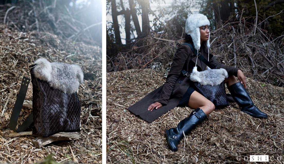 GOSHICO, kolekcje jesień-zima 2010/2010