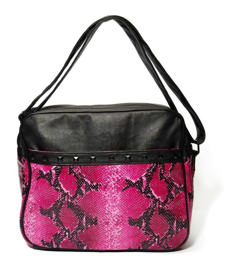różowa torebka House - kolekcja jesienno-zimowa