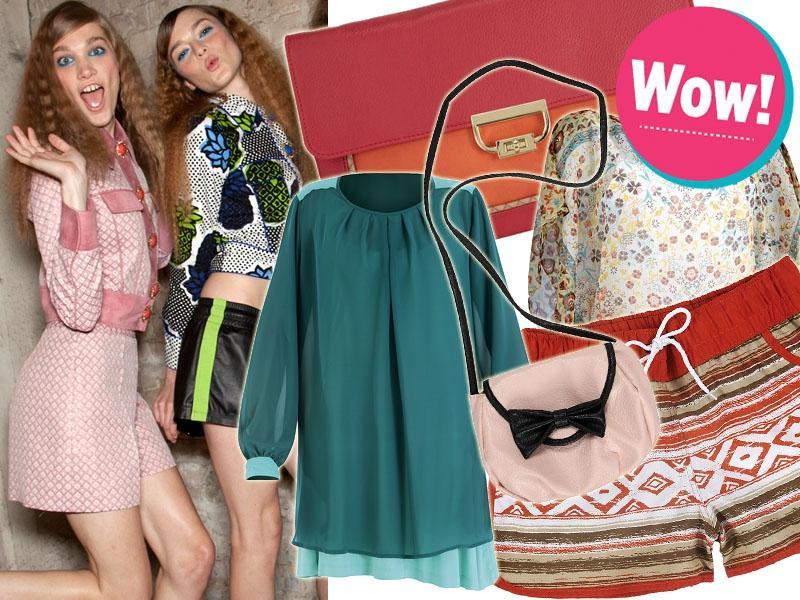 Modne ubrania i dodatki na wiosnę-lato 2013 do 49 złotych