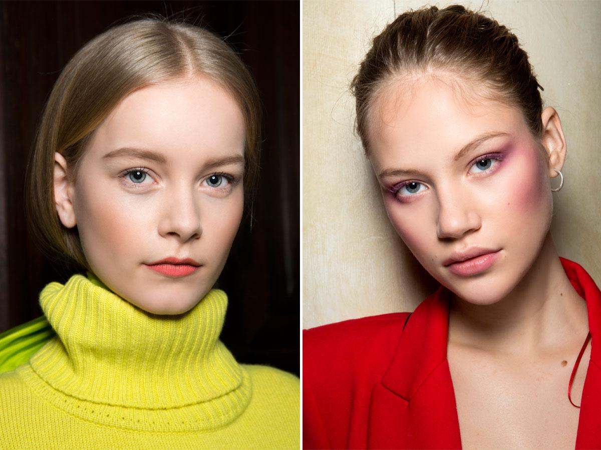Modny makijaż jesień-zima 2019/2020