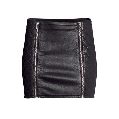 Spódniczka pikowana, H&M