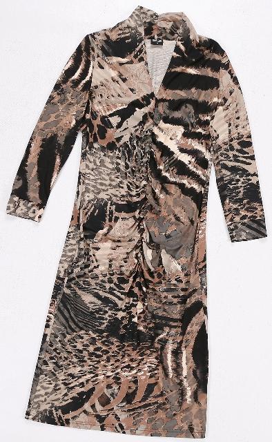 Bialcon, sukienka, cętki
