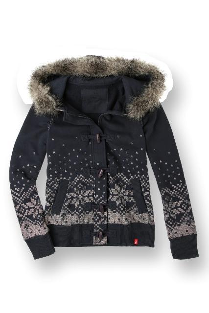 Esprit kurtka bluza sweter