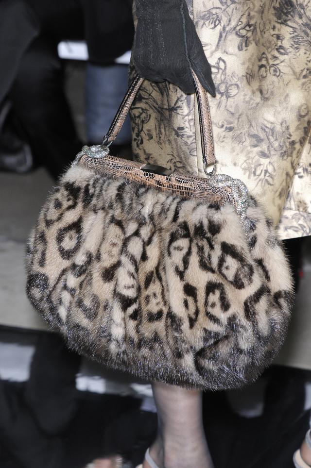 Valentino , torba, kolekcje jesień-zima 2009/2010