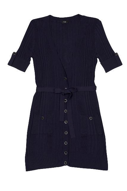 F&F sweter-sukienka kolekcja wiosna-lato 2010