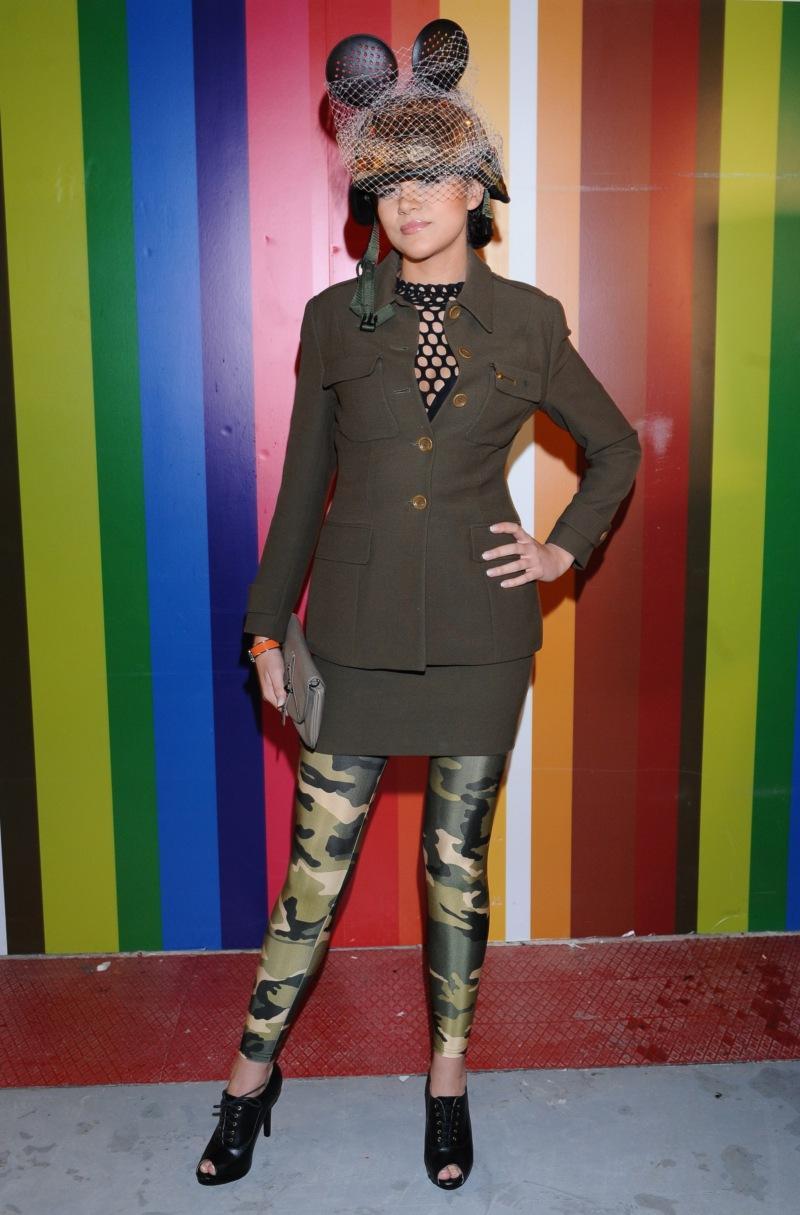 Dominika Gawęda - Najgorzej ubrane gwiazdy 2010 roku