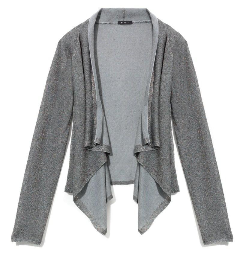 szary sweter Mohito - jesień-zima 2010/2011