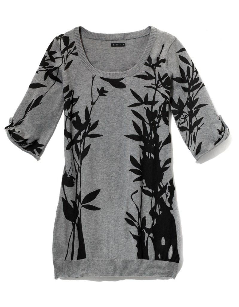 bluzka Mohito z aplikacją - jesień-zima 2010/2011