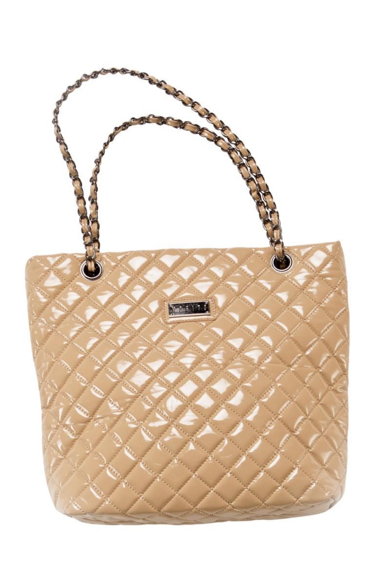 beżowa torebka Mohito - moda 2011